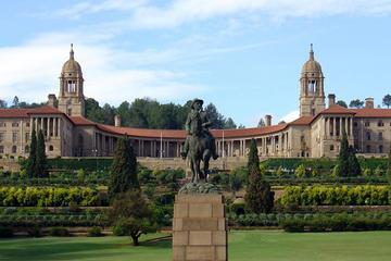 Pretoria, Soweto und Apartheid-Museum...