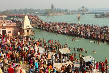 Day Trip Haridwar and Rishikesh from Delhi by Private Car