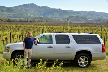 Private Luxury Napa Sonoma Valley Wine Tour 8 Hour