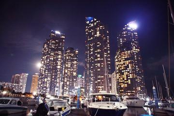 Busan Marine City Night Tour...