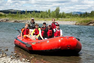 Jackson Hole Scenic Float Trip