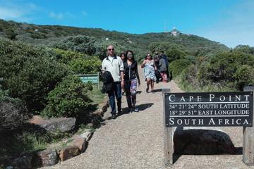 Cape Point and Boulders Beach Day Tour
