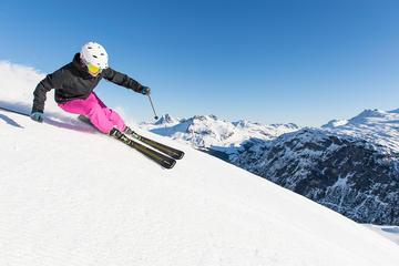 Silver Ski or Snowboard Rental Package