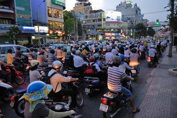 Private Half-Day Car Service in Ho Chi Minh City