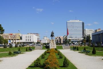 Tirana and Kruja Full Day Trip from...
