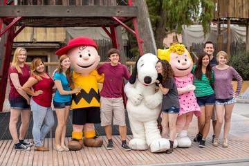 Parc d'attractions Knott's Berry Farm - Billet d'entrée