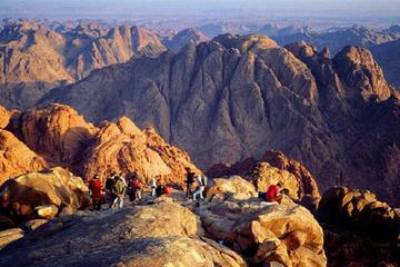 Private Sunrise Tour: Sinai Mountain Climb and St Catherine Monastery from Cairo