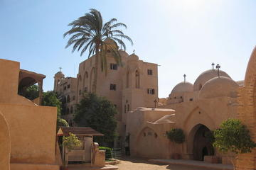 Tour to Wadi El Natroun Monastery from Cairo