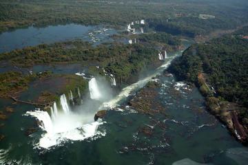 Brazilian Side of Iguazu Falls Small Group Tour from Puerto Iguazu
