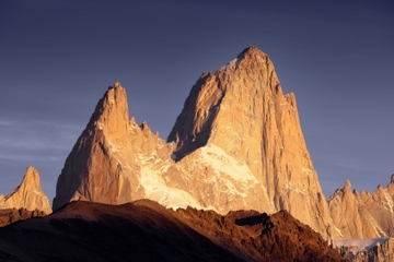Circuit de 6jours en Patagonie: El Calafate, El Chalten, glacier...