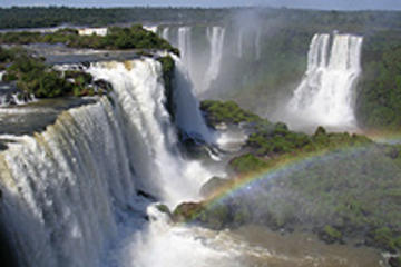 Excursion d'une journée aux chutes d'Iguazu