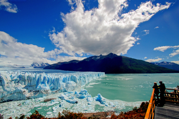 Excursion d'une journée complète au glacier Perito Moreno