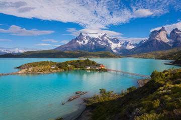 Tour di un giorno intero al parco nazionale Torres del Paine