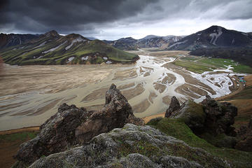 Landmannalaugar by Super Jeep from...