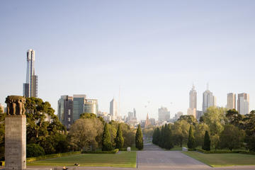 Private Melbourne City Sights Tour - Morning