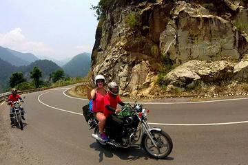 Hon Ba Secret Waterfall and Forest Day Trip by Motorcycle from Nha...