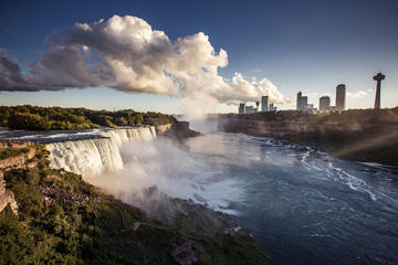 3-dagers Best of the Border Tour fra New York City: Niagarafossen...