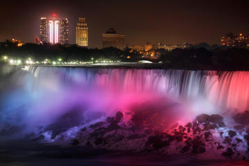 Niagara Falls, Washington DC...