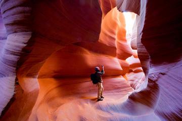 Excursion de 3jours: Sedona, Monument Valley et le canyon Antelope...