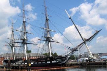 Viagem diurna ao Boston Freedom Trail...
