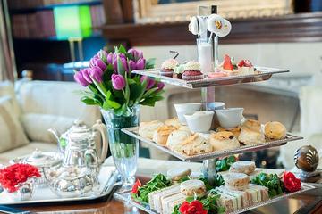 Afternoon Tea at The Milestone Hotel...