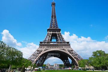 Dagstur med tog fra London til Paris