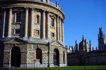 Dagstur til Englands historiske universiteter i Cambridge og Oxford