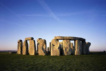 Dagstur til Stonehenge, Windsor Castle og Bath fra London inklusive...