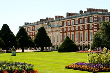 Dagtour naar Windsor Castle en Hampton Court Palace vanuit Londen