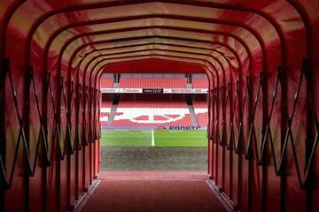Entrébiljett till Emirates Stadium ...