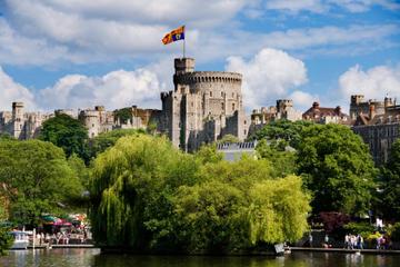 Escapada de un día personalizada al Castillo de Windsor, Stonehenge y...