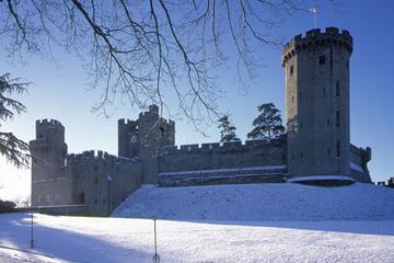 Excursão no Boxing Day para o Castelo de Warwick...