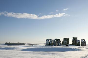 Excursão no Dia de Natal por Stonehenge, Windsor e Bath, saindo de...