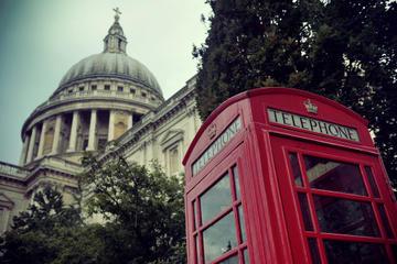 Excursão turística por Londres...