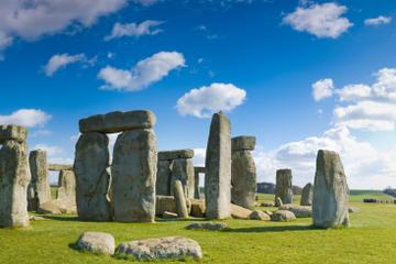 Gita autonoma da Londra a Stonehenge