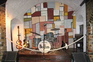 Les Beatles et Liverpool : visite d'une journée en train, au départ...