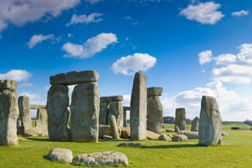 London to Stonehenge Independent Return...