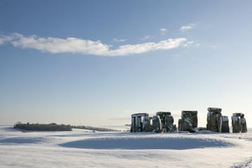 Noël à Windsor, Stonehenge et Bath