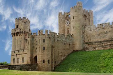 Nochebuena en el Castillo de Warwick...