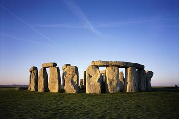 Passeio de um dia a Stonehenge, ao Castelo de Windsor e a Bath saindo...
