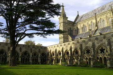 Salisbury, Lacock og Bath - heldagstur fra London