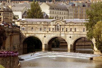 Salisbury, Stonehenge og Bath - fleksibel heldagstur fra London