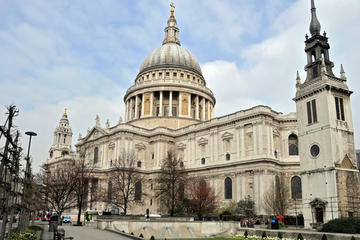 St Paul's Cathedral Ent…
