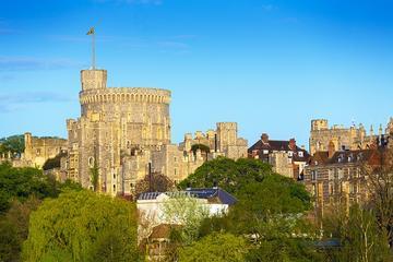 Transporte rápido a Windsor desde Londres incluye entrada al castillo...