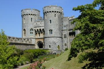 Véspera de Natal em Windsor, Stonehenge e Bath