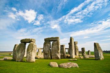 Viagem diurna à Stonehenge e Bath...