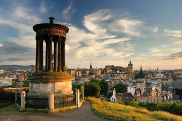 Viaje de 3 días en tren a Edimburgo...