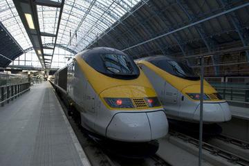 viaje tren paris: