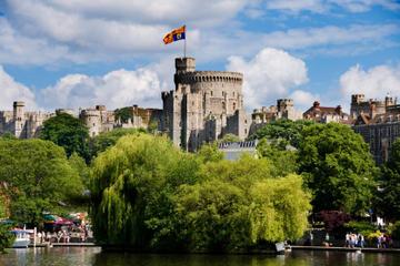 Visite personnalisée d'une journée avec château de Windsor...