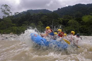 Rafting Naranjo River
